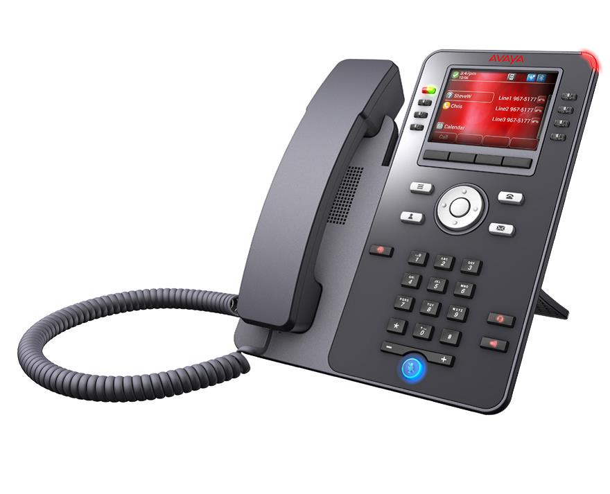 IP телефон Avaya J179 IP Phone